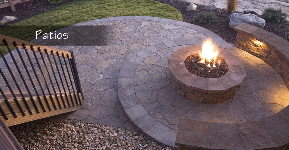 Fire Pit Design and Installation Portland Oregon