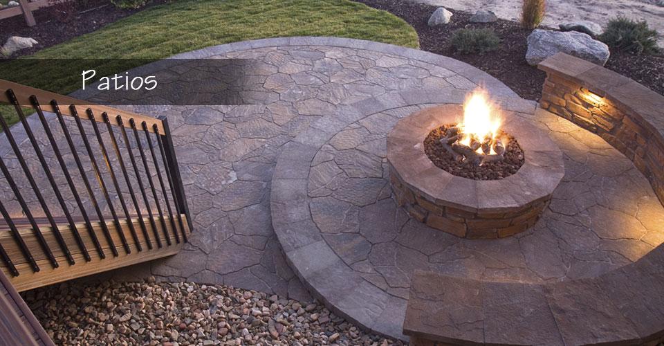 Fire Pit Design and Installation Portland Oregon