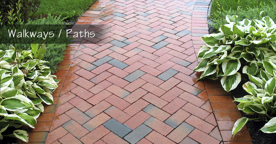 Paver Walkway Design and Installation Portland Oregon