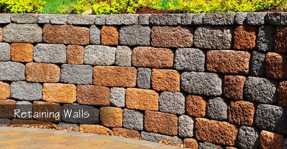 Retaining Wall Portland Oregon